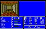 Advanced Fantasian: Quest for Lost Sanctuary PC-88 Exploring the dungeon