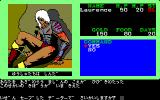Mugen no Shinzō II PC-88 Expressive Game Over screen...