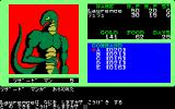 Mugen no Shinzō II PC-88 This lizard has obviously visited the gym lately