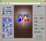 PipeFun Windows Main start screen