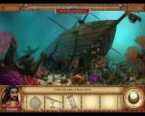 1001 Nights: The Adventures of Sindbad Macintosh Sunken Ship - objects