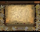 1001 Nights: The Adventures of Sindbad Macintosh Mini puzzle map