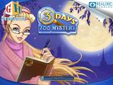 3 Days: Zoo Mystery Macintosh Title / loading