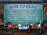 Little Shop of Treasures Macintosh How to Play