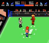 Ring King NES Beginning round one