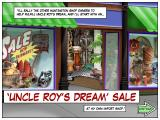 Little Shop of Treasures 2 Macintosh Uncle Roy's Dream Sale - game start