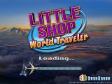 Little Shop: World Traveler Macintosh Title / loading