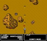 Twin Eagle NES Firing missiles