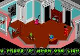 Haunting Starring Polterguy Genesis The game has a short, non-interactive tutorial.