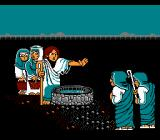Exodus: Journey to the Promised Land NES One of the cutscenes
