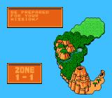 Amagon NES Get ready for zone 1-1