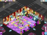 Nightclub Story iPad It's getting more and more crowded...