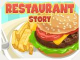 Restaurant Story iPad Title screen