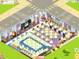 Restaurant Story iPad Lovely buffet, music stage... wow!