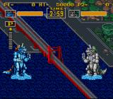 King of the Monsters SNES Mirror match