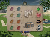 Babylonia Windows The shop, where you can buy additional water or pest killer, spells, bigger chests, etc.