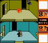 Spy vs Spy Game Boy Color White: that's it! I hate you Black!!!
