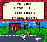 Spy vs Spy Game Boy Color White: hey! Come back here!
