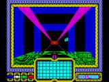 The Empire Fights Back ZX Spectrum There's a short sequence when the ship transitions to the next phase of the game
