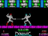 Sgrizam ZX Spectrum However this guy can be killed with the sword