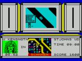 Paul McCartney's Give My Regards to Broad Street ZX Spectrum The game starts at Abbey Lane Studios.