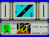 Paul McCartney's Give My Regards to Broad Street ZX Spectrum As the player enters different areas of London the scanner tracks a different band member