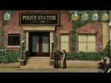 Back to the Future: The Game - Episode 1: It's About Time iPad Police Station 1931