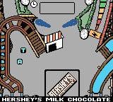 3-D Ultra Pinball: Thrillride Game Boy Color Have a candy bar.