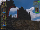 Might and Magic IX Windows Verhoffin's tower ruins