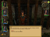 Might and Magic IX Windows A bit of humor in dialogue is ok