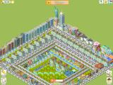 City Story iPad This is the weirdest city planning I've ever seen