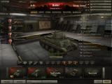 World of Tanks Windows A-20 Russian light tank in premium account garage
