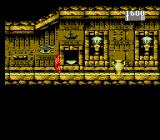 Myth: History in the Making NES Level 07 - Pyramid - The most complex level of the game