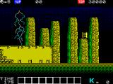 Karnov ZX Spectrum ... then with a flash of light ....