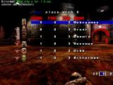 Quake III: Arena Macintosh During the match you can check the score for the round