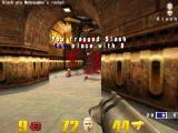 Quake III: Arena Macintosh Slash takes a rocket