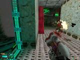 Gunman Chronicles Windows You can adjust the chemical gun's acid, base, and propellant.  Explody!