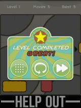 Help Out Android Level completed