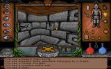 Ultima Underworld: The Stygian Abyss DOS Levers and buttons! A puzzle awaits!