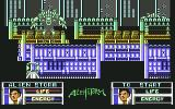 Alien Storm Commodore 64 Shootout at the convenience store