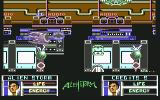 Alien Storm Commodore 64 Shootout at the electronic shop