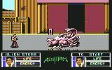 Alien Storm Commodore 64 Alien Boss #1