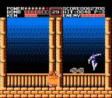 Fist of the North Star NES Foul breath boss