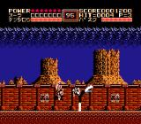 Fist of the North Star NES In the Japanese version Ken doesn't get fancy glowing blue pants, and he's upset