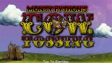 Monty Python's Cow Tossing J2ME Title screen