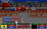 Alien Storm Amiga Shootout at the convenience store