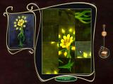 Jewel Match 3 Windows Jigsaw mini-games are all pictures of unusual flowers. Click on one and then another to swap places. Right clicking will rotate the active block.