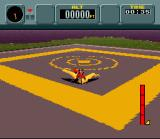 Pilotwings SNES Bad landing!