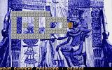 The Curse of RA Atari ST Level complete!