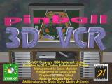 Total Pinball 3D DOS Title screen